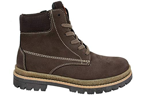 Kavat BOXHOLM Brown Winterstiefel gepresstes Wollfutter Schuhgröße 33