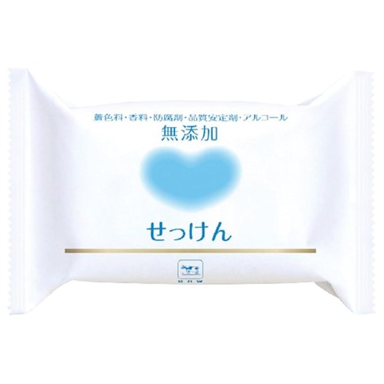 コンパニオン面シロナガスクジラ牛乳石鹸共進社 カウブランド 無添加せっけん 100g (1個)×72点セット (4901525383011)
