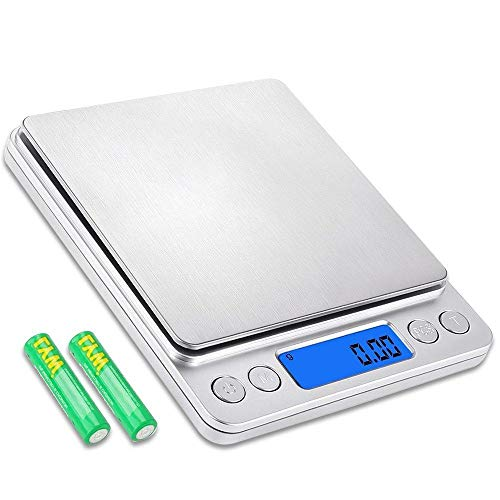 Kitchen Scale,Digital Food Scale with High Precision Capacity, Digital Multifunction Measuring Scale