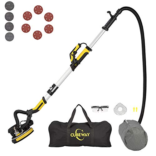 Cubeway Electric Drywall Sander with Vacuum