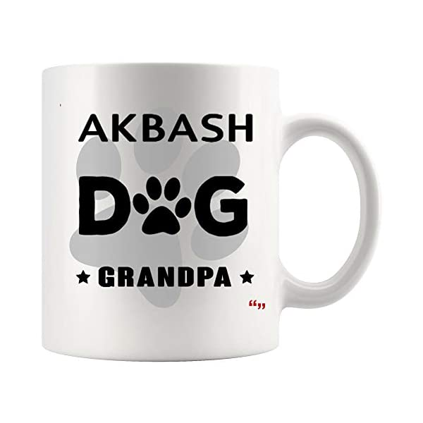 Cool Mug for Dog Lovers Coffee Cup Gift Akbash Dog Joke Novelty Gifts for Friend 7