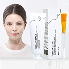 INSTANT FACE LIFTING – More than just a treatment, our All-In-One Wash Off Face Mask is formulated with advanced innovative ingredients to tighten, regenerate and renew dull and tired skin. Apply the formula to your face and neck and feel dramatic ti...