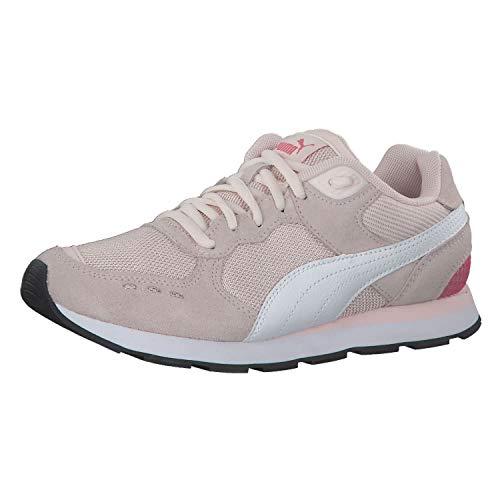 PUMA Unisex Vista Sneaker, Rosewater White-Bubblegum, 39 EU