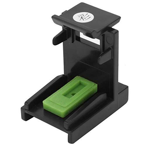 Phisscii Caja de Tinta - Herramienta de Cartucho de Tinta Herramienta de Recarga Clip de absorción de Tinta Ajuste y Ajuste para la Herramienta de Caja de Tinta(适用佳能部分型号(彩色))