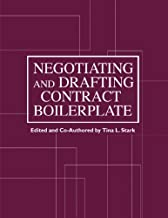 Negotiating and Drafting Contract Boilerplate