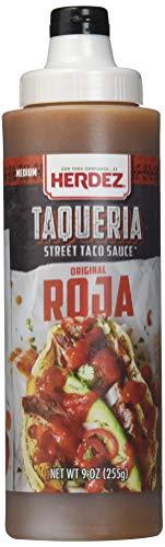 HERDEZ Roja Taqueria Sauce, 9 Oz
