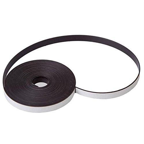 Isotropes Magnetband Magnetklebeband 10mm breit 1mm stark (5m Rolle)