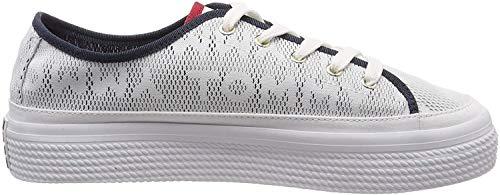 Tommy Hilfiger Tommy Jacquard Flatform Sneaker
