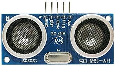 BBOXIM 1PCS Ultrasonic HC-SR05 HY-SRF05 Distance Module Sensor for UNO R3