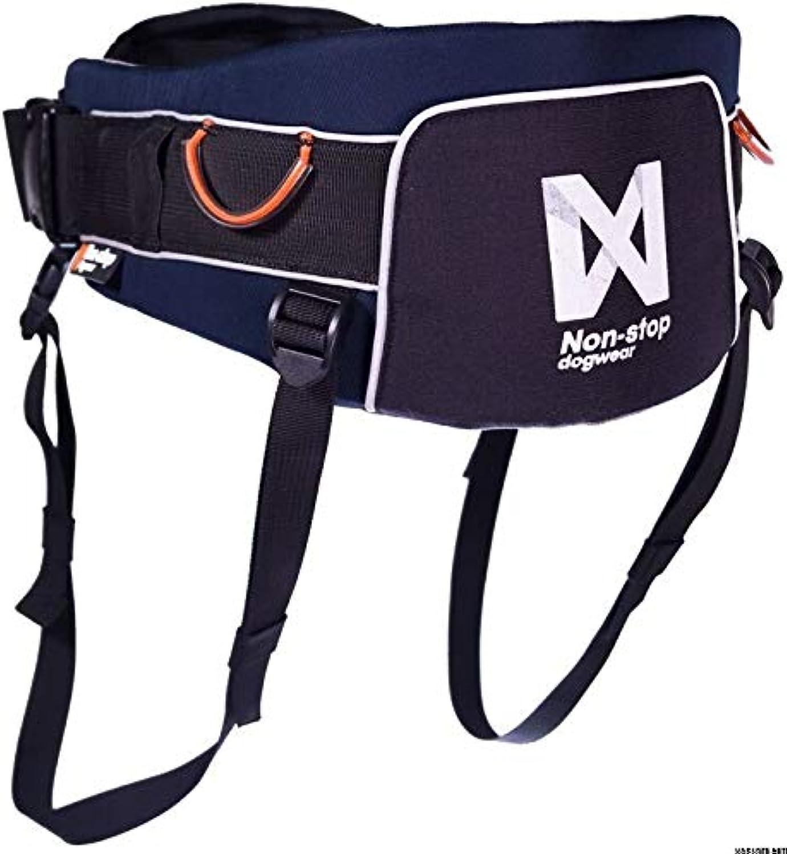 NonStop Dogwear Trekking Belt, bluee, Small