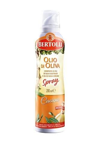 Bertolli - Cucina Spray Olivenöl - 200ml