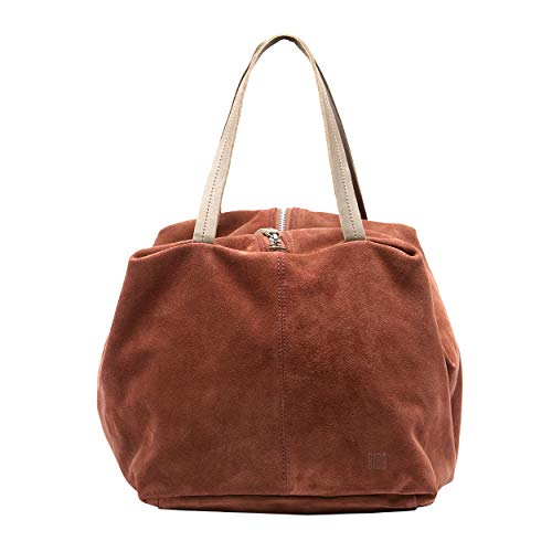Biba Mag1L Margaret Suede Red Size: One Size