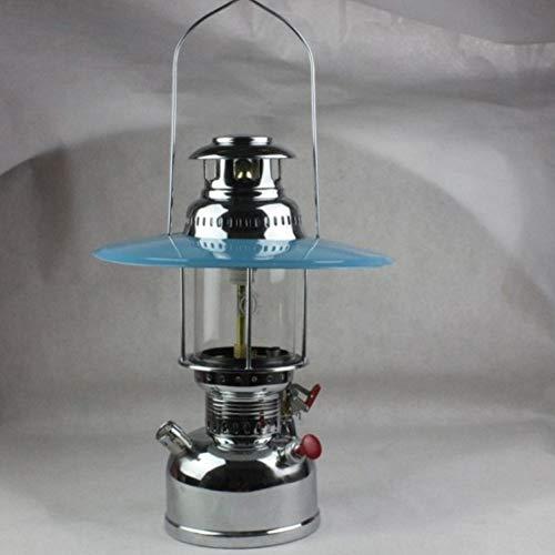 Raelf Dampf-Lampe Außen Kerosin-Lampe extra Heller Pferdelampentyp Return Maske Verbandsmull Zubehör Gas Light Outdoor-Camping-Lampe Haus Innendekoration Lampe