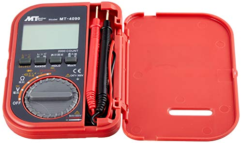 マザーツール ポケット型デジタルマルチメータ MT-4090