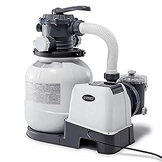 Intex L&G FR 26644FR – Filtro de arena, color blanco