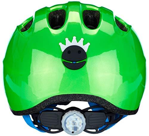ABUS Smiley 2.1 - Casco per bambini con luce posteriore