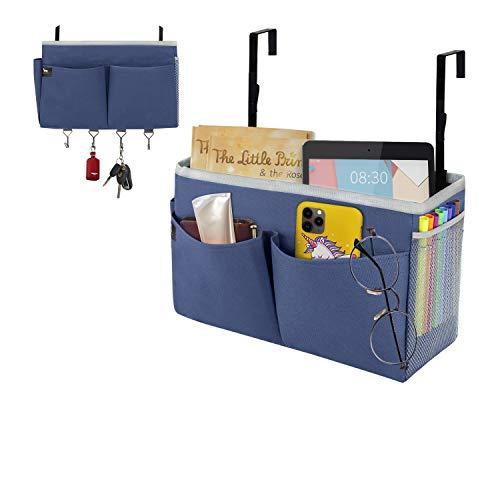zebricolo, betttasche, Mehrere Taschen, großer Stauraum, Bett Organizer, Sauber, ordentlich und komfortabel, Organizer Bett, betttasche Baby, Patentiertes Produkt.