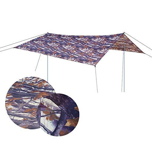 Henreal waterdichte luifel zonwering tentzeil voor outdoor camping picknick terras