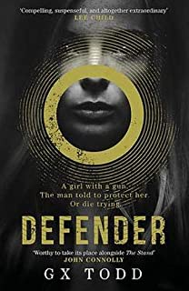 Defender: The most gripping and original post-apocalyptic thriller (The Voices 1)
