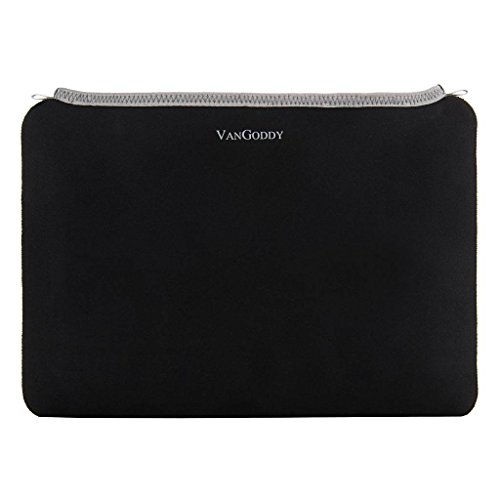 Smart Sleeve Tablet Sleeve Pouch Carrying Case Cover 9.7inch to 10.1inch for Lenovo Yoga Tab 3 Pro/Tab 10/Asus ZenPad 3S 10/ Samsung Galaxy Tab S4/Tab S3/Apple ipad 2018/Microsoft Surface Go(Black)