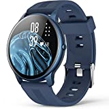 AGPTEK Smartwatch, LW11 Reloj Inteligente 1.3 Pulgadas Táctil Completa IP68, Pulsera de...