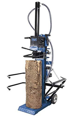 Scheppach Hydraulikspalter HL1300 Meterholzspalter bis zu 1060 mm   12 Tonnen Spaltkraft 12t   4 KW Brennholzspalter 400V