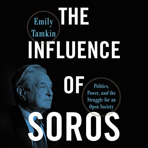 The Influence of Soros audiobook cover art