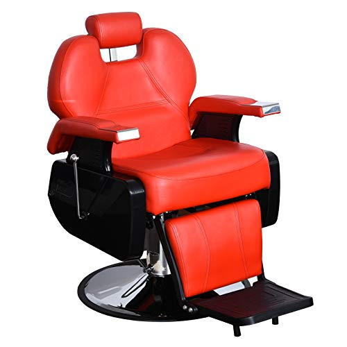 Lowest Price! BarberPub All Purpose Hydraulic Recline Barber Chair Salon Beauty Spa Styling Equipmen...