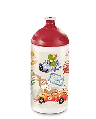NICI 45459 Trinkflasche, NICI on Board, 0,5l