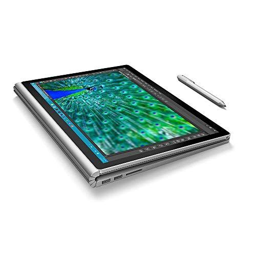 Comparison of Microsoft Surface Book (CR7-00015) vs Alienware AW13R2-8344SLV