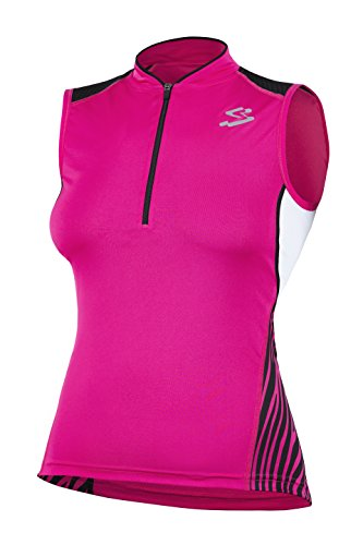 Spiuk Race Maillot, Mujer, Rosa, M
