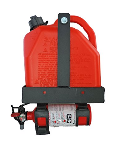 Polaris Ranger and General R-3015F Tool Less Fuel Can Fire Extinguisher Mount