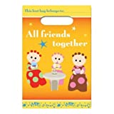 In The Night Garden (All Friends Together) - 8 Party Loot Bags by Amscan