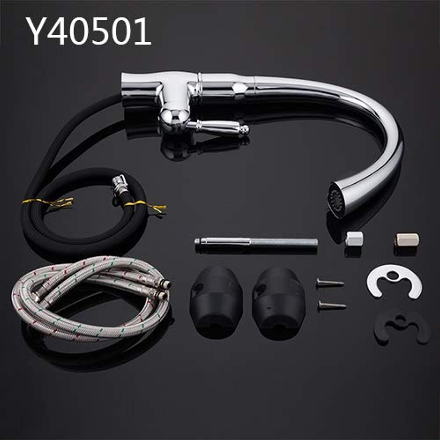 CZOOR Kitchen Faucets Pull Out Kitchen Faucet Mixer Brass Kitchen Water taps Mixers Sink faucets tap Mixer