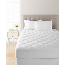 Hotel Collection Extra Deep Mattress Pads, Hypoallergenic, Down Alternative Fill, 500 Thread Count Cotton, Created for Macy's - Mattress Pads & Toppers - Bed & Bath - Macy's