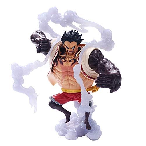 FANCYLEO EU One Piece Figura - Estilo de Dibujos Animados, Personajes
