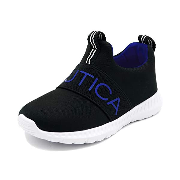 Nautica Kids Fashion Sneaker Slip-On Athletic Running Shoe|Boy – Girl|(Toddler/Little Kid)