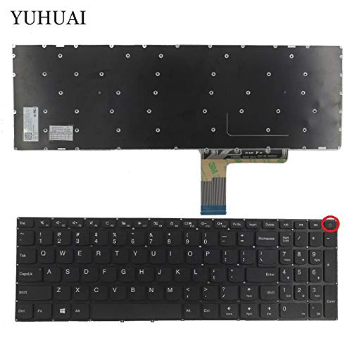Laptop keyboard, For Lenovo Ideadpad 110-15 110-15ACL 110-15AST 110-15IBR Laptop Keyboard US
