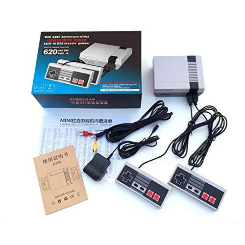 Family Game classic Mini Consola - con 620 Juegos clásicos Salida AV