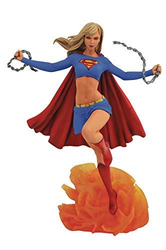 DC Gallery Supergirl Comic PVC-Figur
