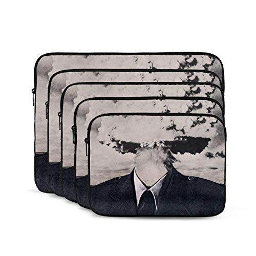 Abstract Painting Laptop Sleeve, Shock Resistant Notebook Briefcase, Tablet Carrying Case for MacBook Pro/MacBook Air/Asus/Dell/Lenovo/Hp/Samsung 17 inch