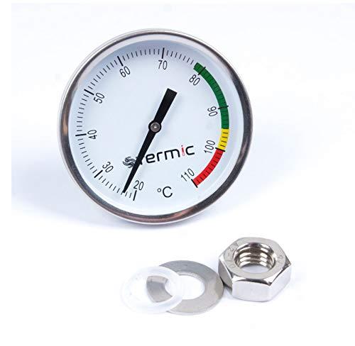 Thermomètre pour Alambic De 1/2\