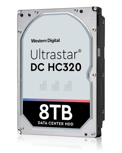 HGST 8TB 7,2K 3,5 SATA III **New Retail**, 0B36402 (**New Retail** HUS728T8TALN6L4 SATA)