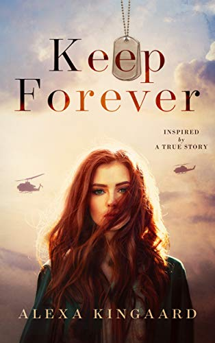 KEEP FOREVER by [Alexa Kingaard]