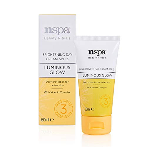 N-Spa Beauty Rituals Luminous Glow Aufhellende Tagescreme (vegan), 50 Milliliter