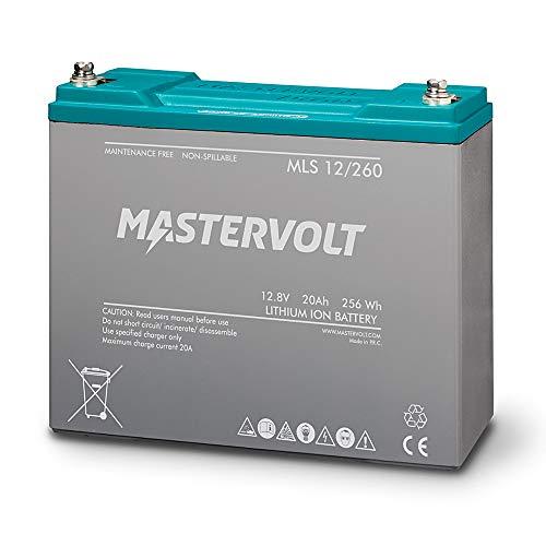 Mastervolt MLS 12/260 12V 20Ah 256Wh LiFePO4 Akku BMS integriert