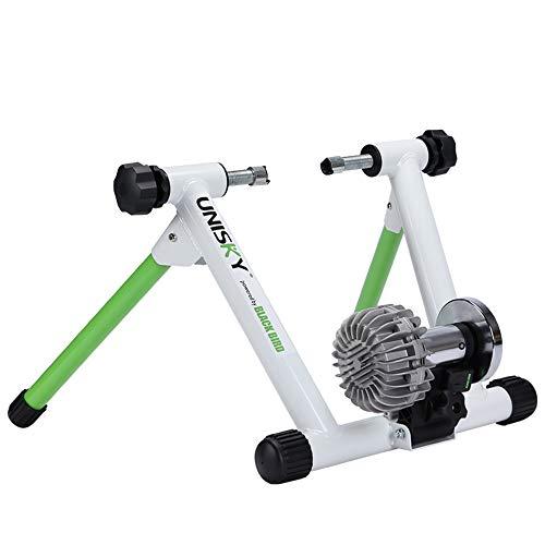 HUANZHCHP Indoor Cycle Roller Smart Scooter voor fiets met magneet voor training thuis Smart wielen voor fietsen van 26