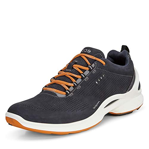 Ecco Herren BIOMFJUELM Sneaker, Blau (Navy 2058), 44 EU
