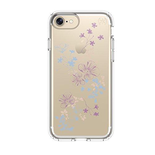 Speck Products Presidio - Carcasa para iPhone 7/6S/6, Color Morado y Rosa