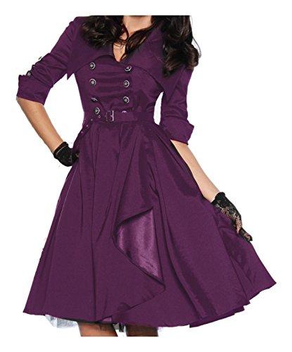 Rockabilly-jurk van Chic Star